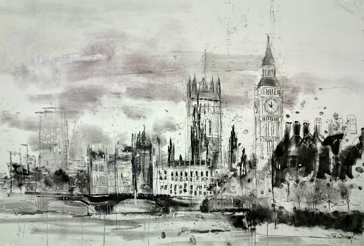 Westminster at Dusk VI